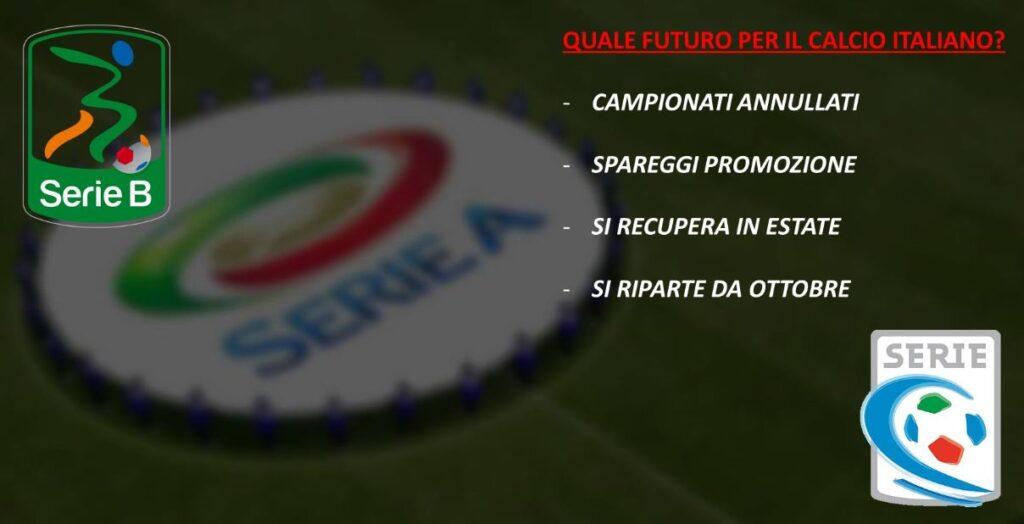 futuro calcio italiano
