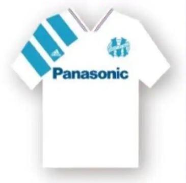 13 - Marsiglia 1992-93