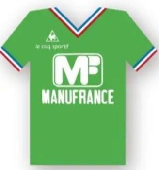 2 - Saint-Etienne 1975-77