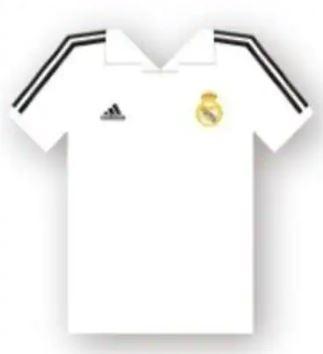 23 - Real Madrid 2001-02