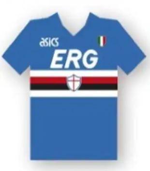 27 - Sampdoria 1991-92