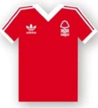 32 - Nottingham Forest 1978-79