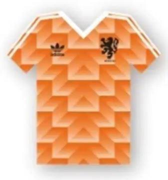 40 - Olanda 1988