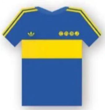 5 - Boca Juniors 1981