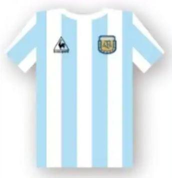 7 - Argentina 1986