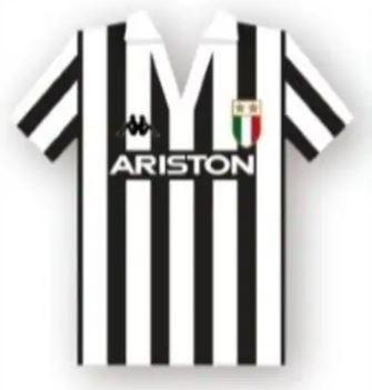 8 - Juventus 1983-85