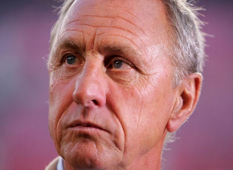 3. Johann Cruyff (Photo by Stuart Franklin/Getty Images)