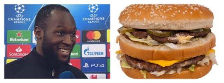 Lukaku-Big Mac