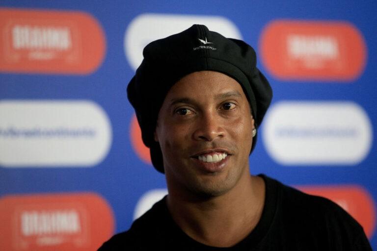 Ronaldinho 5.39 milioni di dollari (Photo by Bruna Prado/Getty Images)