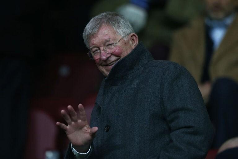 1. Alex Ferguson (Photo by Jan Kruger/Getty Images)