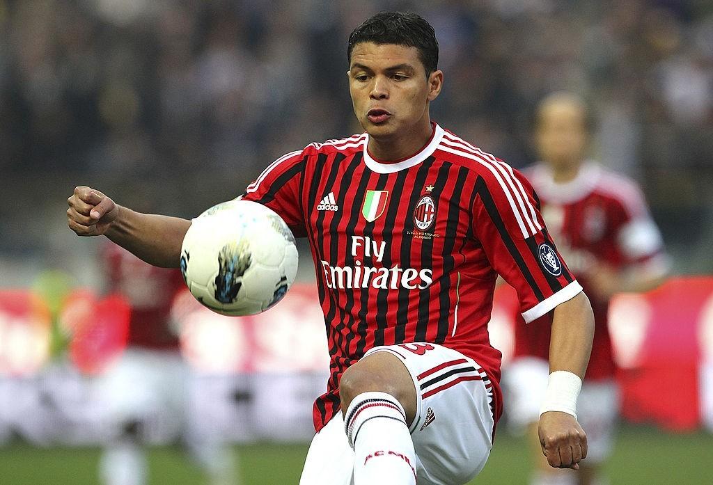 Thiago Silva (Photo by Marco Luzzani/Getty Images)
