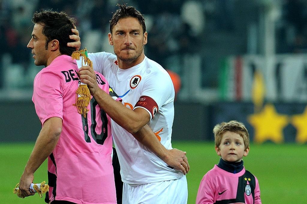 Totti e Del Piero