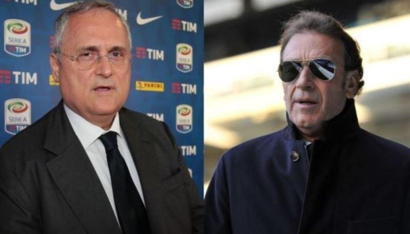 Cellino attacca Lotito: