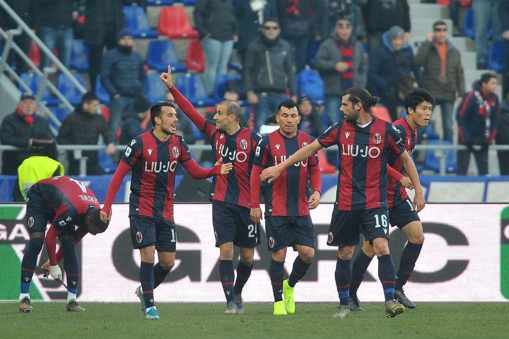 Serie A, caso di sospetta positività per il Bologna: interrotti gli allenamenti
