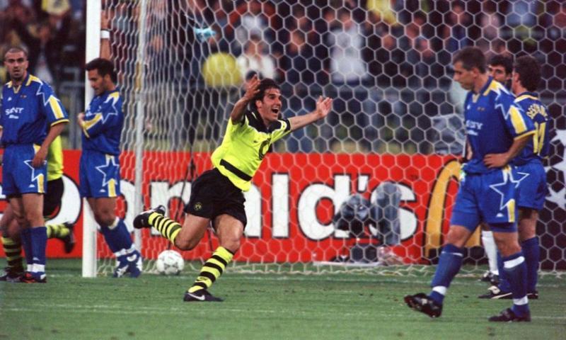 Borussia Dortmund-Juventus