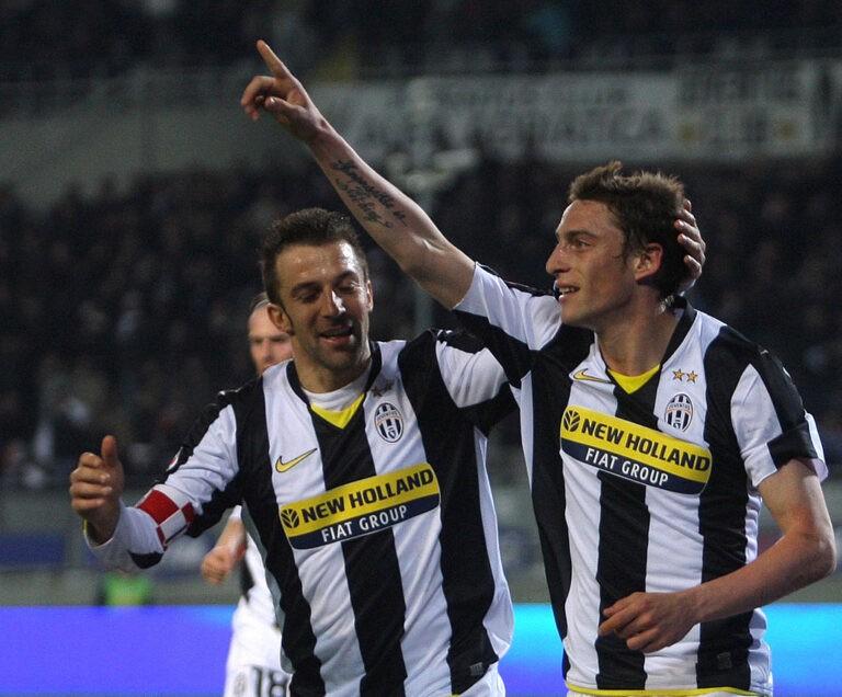 Del Piero e Marchisio