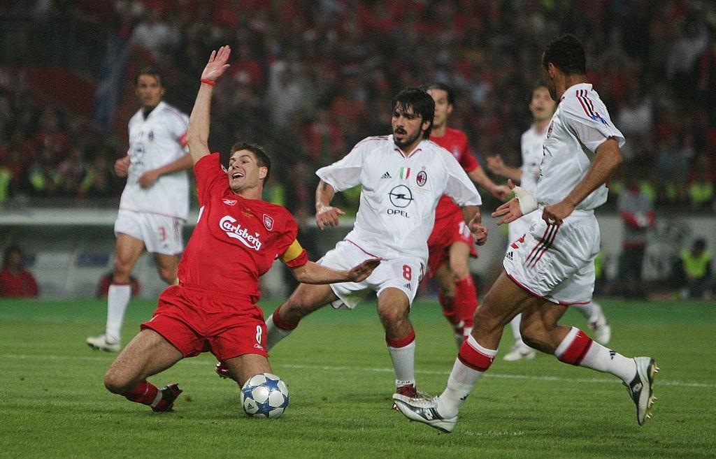 Milan Liverpool