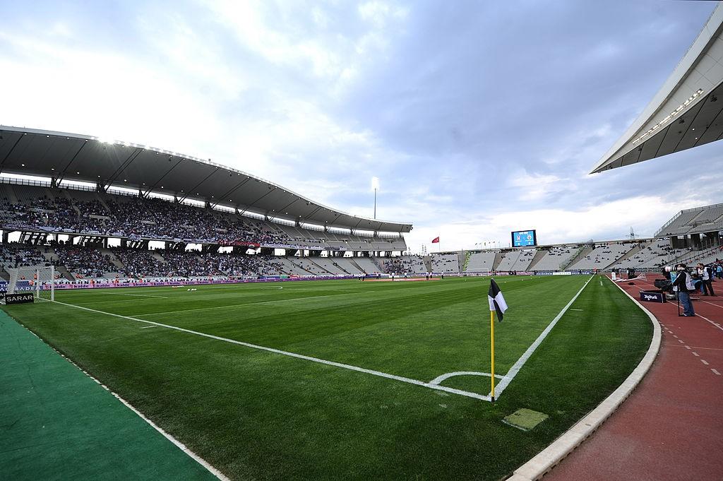 Stadio Ataturk Istanbul