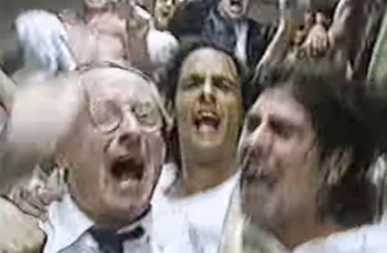 festa lazio scudetto 2000