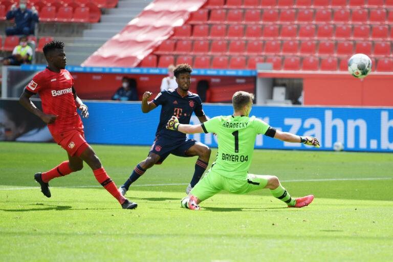 Bayer Leverskusen Bayern Monaco