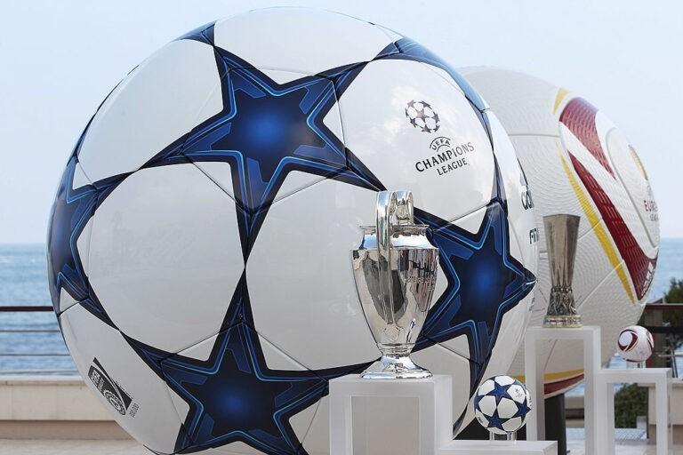 Champions League Europa League