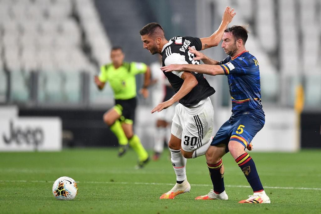 Juventus-Lecce