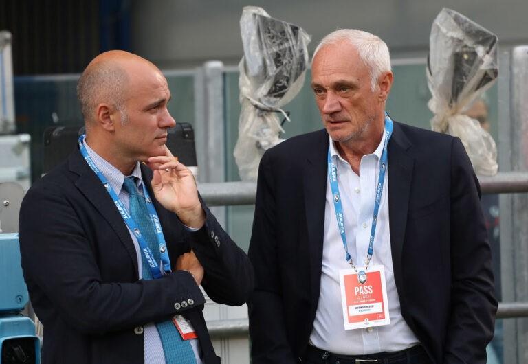 Luca e Antonio Percassi