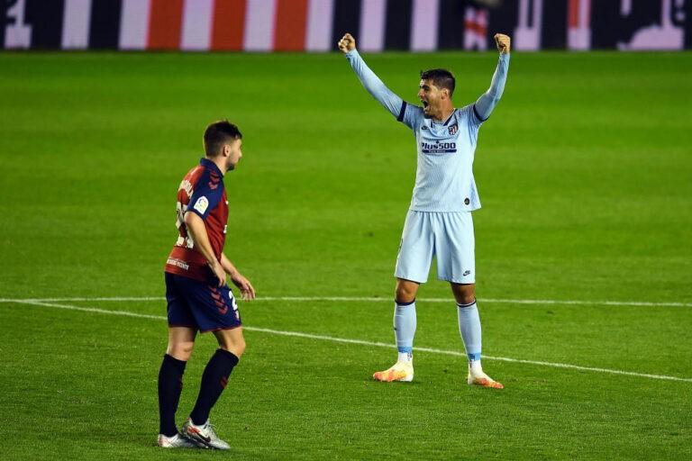 Morata (Photo by David Ramos/Getty Images)