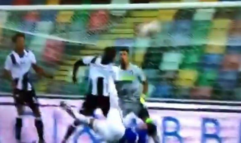 Gol Bonazzoli, magia in rovesciata dell'attaccante: la Sampdoria ...