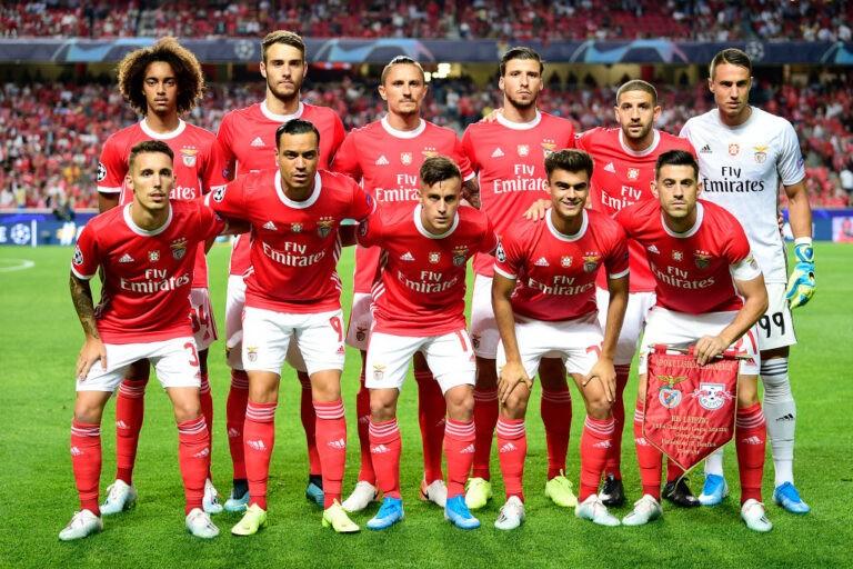 Benfica (Portogallo) 37 titoli (Photo by Octavio Passos/Getty Images)