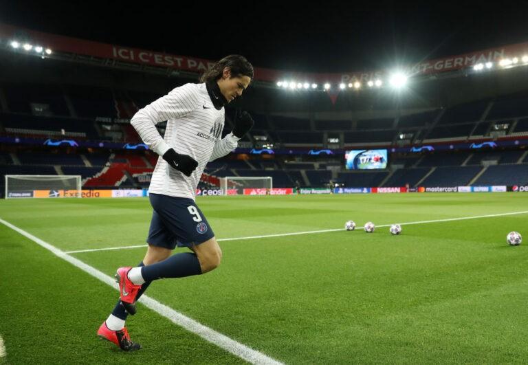 Cavani - Photo by UEFA - Handout/Getty Images