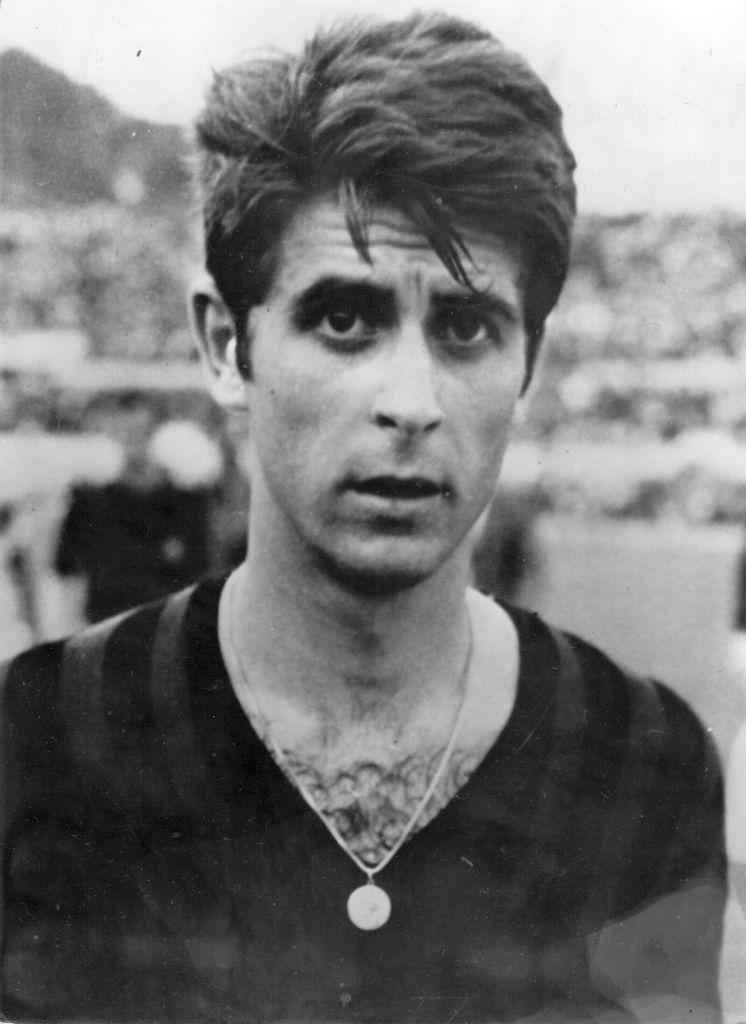 Gianni Rivera 16 anni, 2 mesi, 7 giorni (Alessandria, 1959) Photo by Keystone/Getty Images
