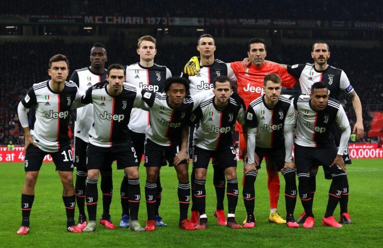 Juventus (Italia) 35 titoli (Photo by Marco Luzzani/Getty Images)
