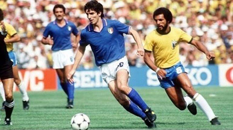 Paolo Rossi Italia-Brasile