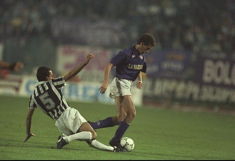 Renato Buso 16 anni, 10 mesi (Juventus, 1986) Photo by Allsport UK/Allsport Getty Images