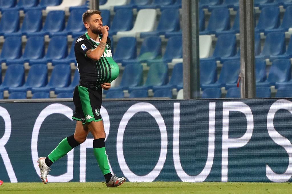Berardi (Photo by Marco Luzzani/Getty Images)