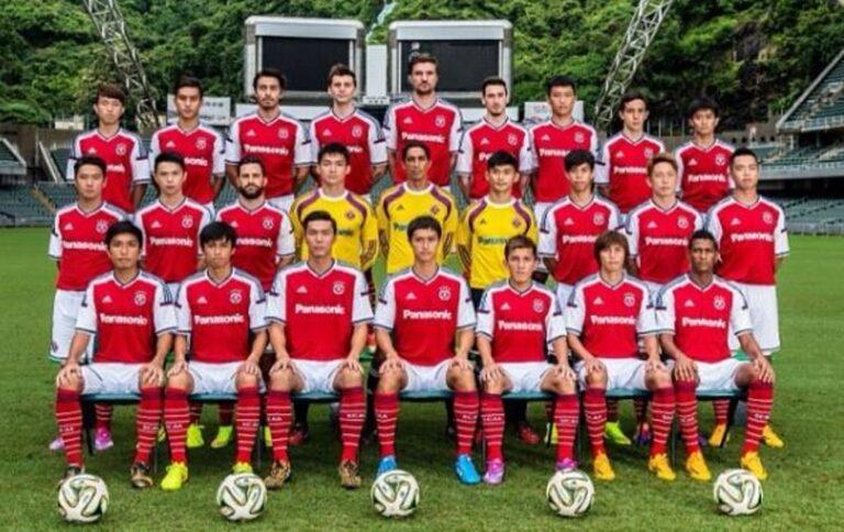 South China AA (Hong Kong) 41 titoli (Foto Instagram)