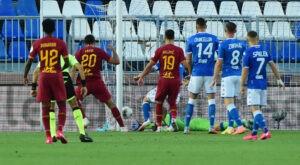 Brescia Calcio v AS Roma