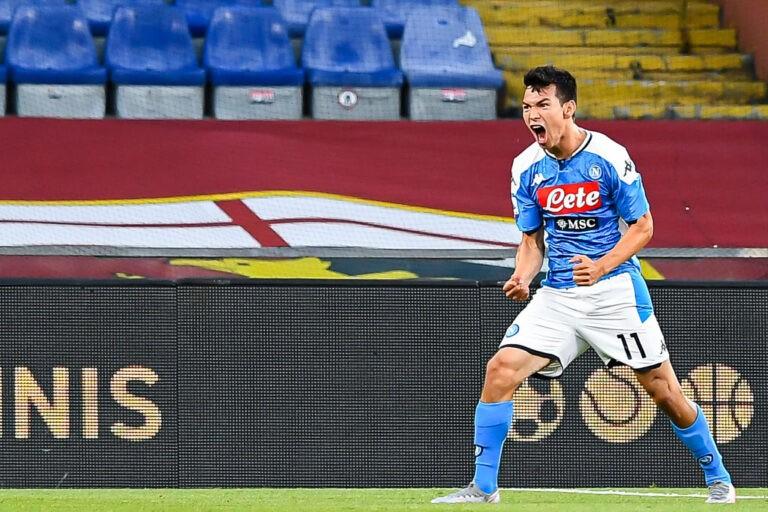 Genoa CFC v SSC Napoli