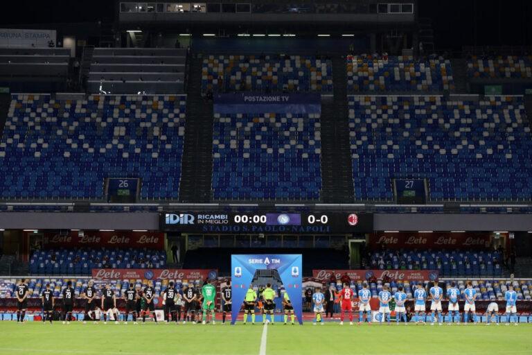 SSC Napoli v AC Milan