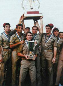 nazionale militare italiana calcio
