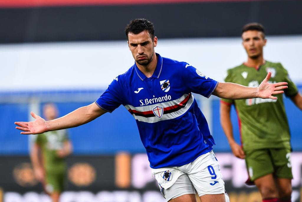 Sampdoria-Cagliari 3-0, le pagelle di CalcioWeb: Bonazzoli come ...