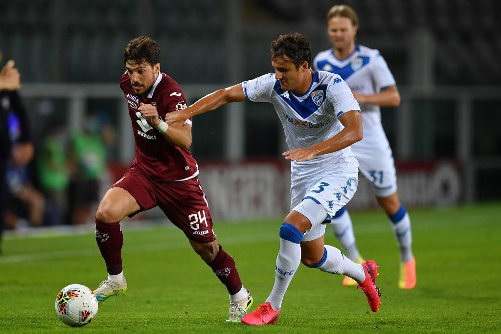 Serie A, Brescia in vantaggio poi le prende dal Torino. Finisce 3-1