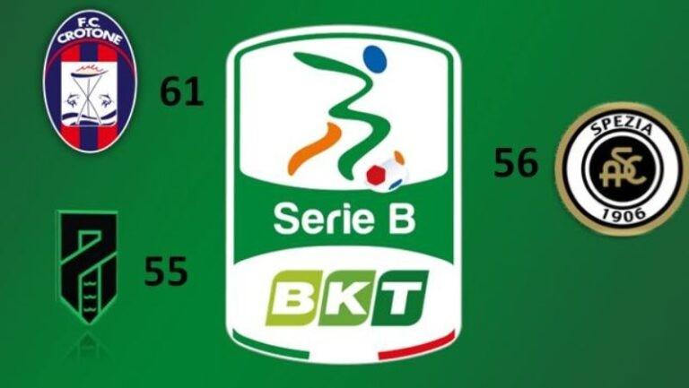 volata promozione Serie B