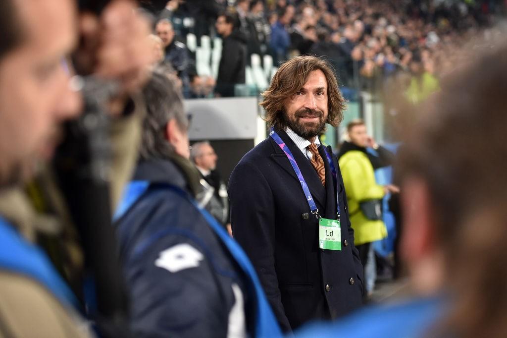 Juventus, Andrea Pirlo è il nuovo allenatore: contratto fino al 2022