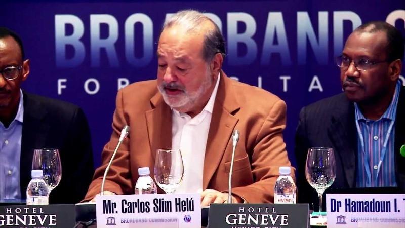 1 - Carlos Slim - Real Oviedo -patrimonio di 38.1 miliardi di dollari