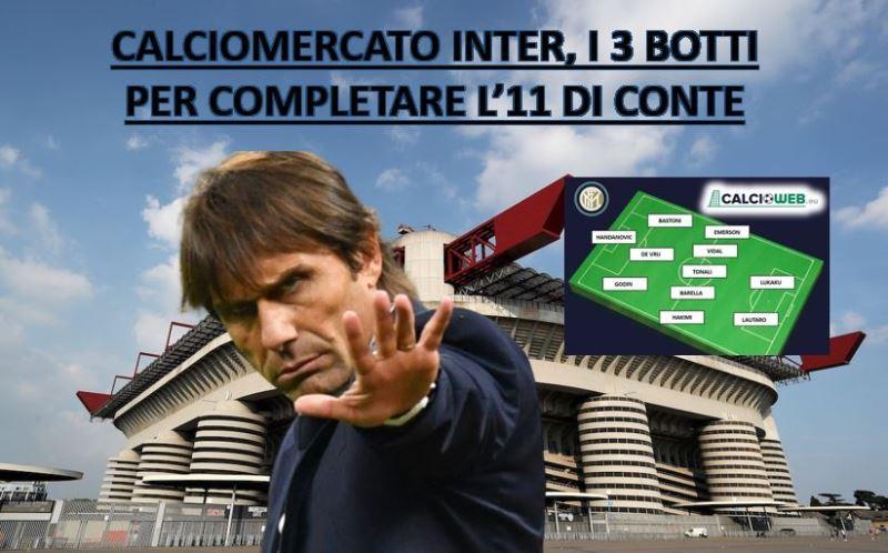 Calciomercato Inter, non solo Vidal: Conte vuole un altro ex Juve