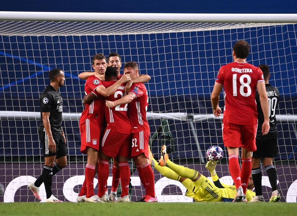 Lione-Bayern Monaco