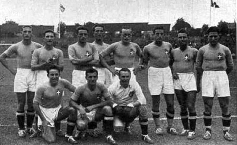 Italia Olimpiadi 1936