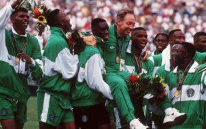 Nigeria 1996